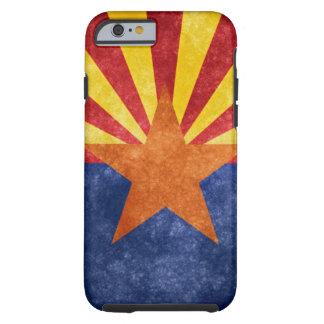 Arizona statlig flagga tough iPhone 6 case