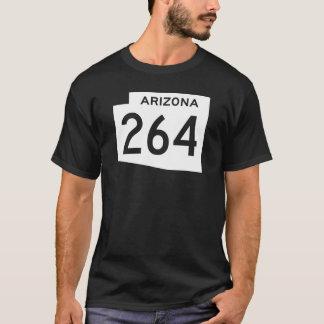 Arizona statlig rutt 264 t shirt
