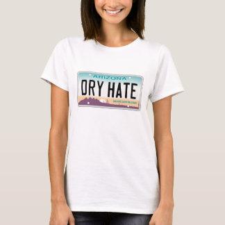 Arizona torr hatutslagsplats t-shirt