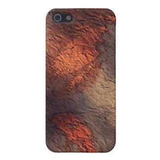 Arizona värmer Speckfodral iPhone 5 Skydd