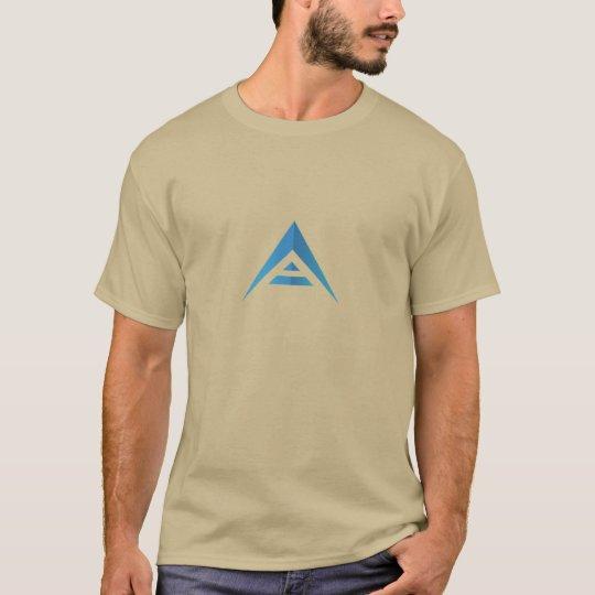 ARK myntar T-tröja (för blåttlogotypen) Tshirts