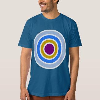 Arkadia/manar toppen mjuk organisk T-tröja Tee