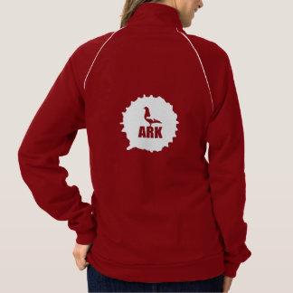 ARKamerikandräkt spårar jackan (kvinna snitt) Jackor Med Tryck