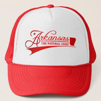 Arkansas som är statlig av min truckerkeps