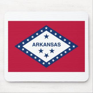 Arkansas statlig flagga musmatta
