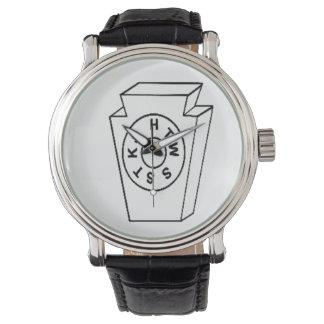 Ärke- klocka för royal
