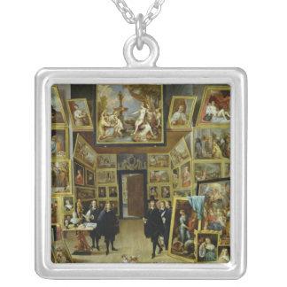 Ärkehertig Leopold Wilhelm Silverpläterat Halsband