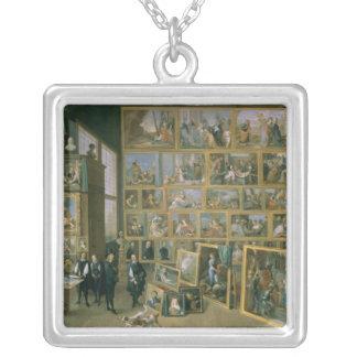 Ärkehertigen Leopold Wilhelm Silverpläterat Halsband