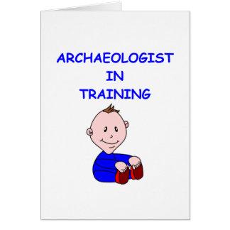 arkeologi kort