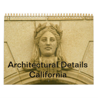 Arkitektonisk kalender - specificerar Kalifornien