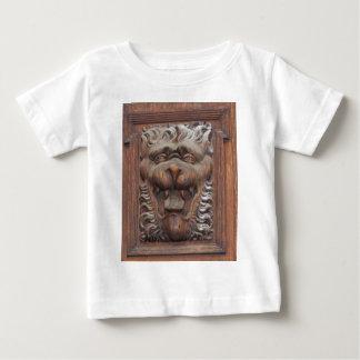 Arkitektur för SNIDA för TRÄ gotisk och medeltida Tee Shirts