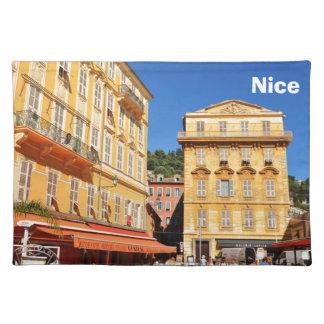 Arkitektur i Nice, frankrike Bordstablett