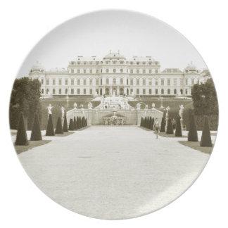 Arkitektur i Wien, Österrike Tallrik