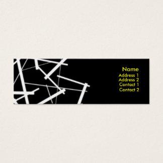 Arkitektur Litet Visitkort