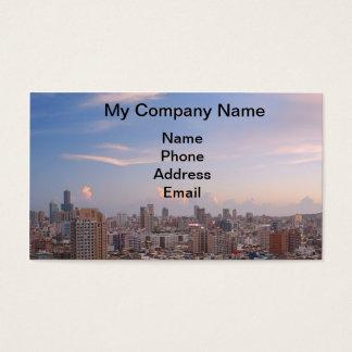 Arkitektur och stads- planera visitkort