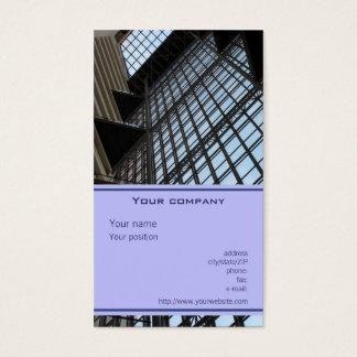 """""""Arkitektur"""" visitkort"""