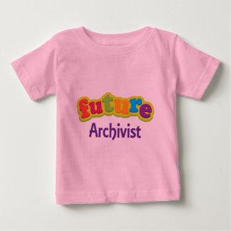 Arkivarie (framtid) för barn tee shirt