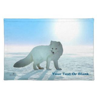 Arktisk räv bordstablett