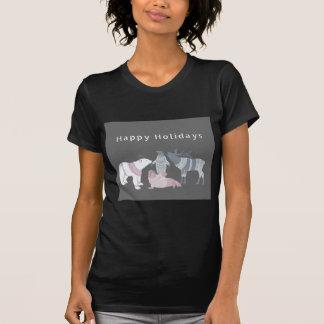Arktisk vänhelgdagar t shirts