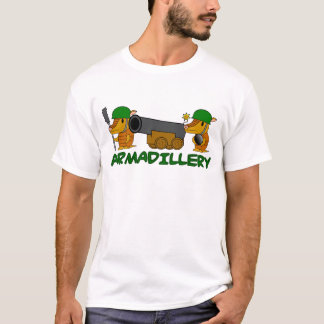 armadillery t-shirt