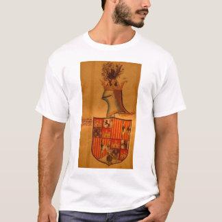 Ärmar av Ferdinand av Aragon T-shirt