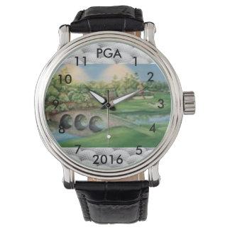 Armbandsur för Golf/PGA