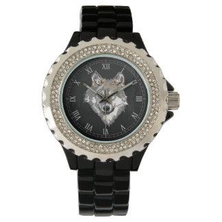 Armbandsur för Lone varg