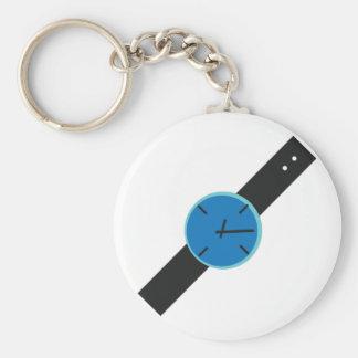 Armbandsur Rund Nyckelring