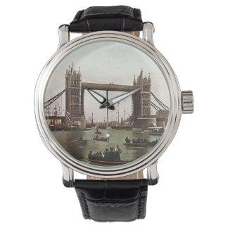 Armbandsur - torn överbryggar, London
