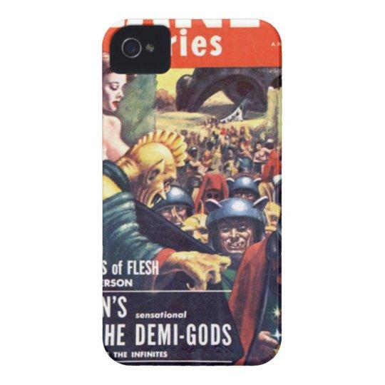 Armé med Funn y hjälmar iPhone 4 Case-Mate Case