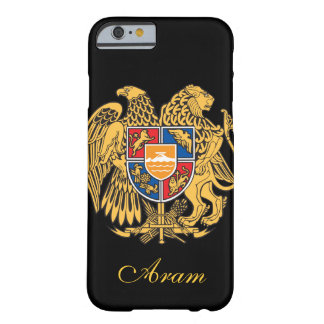 Armenien flagga barely there iPhone 6 fodral