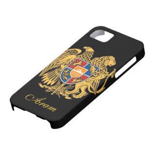 Armenien flagga iPhone 5 cover