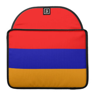 Armenien flagga Pro Macbook Sleeve För MacBooks