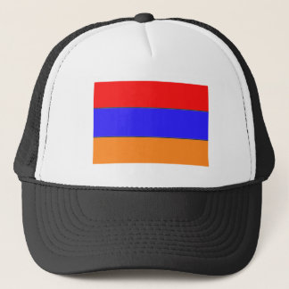 Armenisk flaggahatt truckerkeps