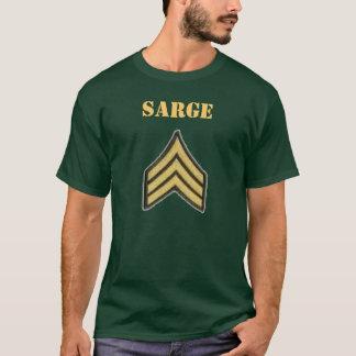 ArméSergeant Skjorta Tshirts