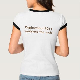 Arméutplacering 2011 t shirt