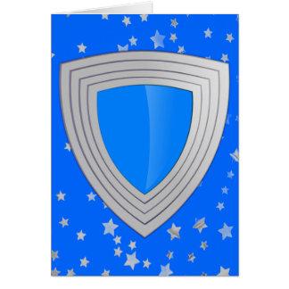 armor av gudhälsningkortet hälsningskort
