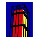 Arne Jacobsen torn Vykort