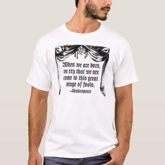 Arrangera av dumbomcitationsteckendräkt, t shirts