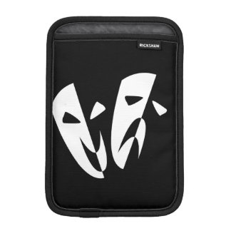 Arrangera maskerar iPad mini sleeve