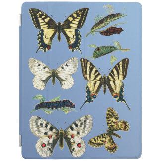Arrangerar i livet av fjärilar iPad skydd