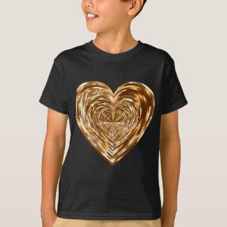 Årsdaghjärta T-shirts