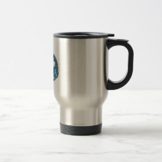 Årsmötetravel mug 2016 rostfritt stål resemugg