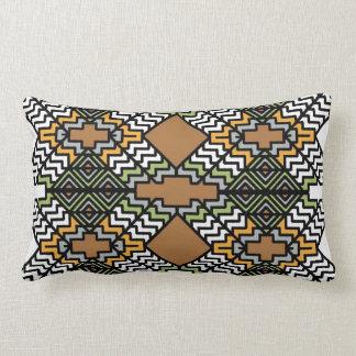 Art déco inspirerade kastamerikanen MoJo kudder Dekorativ Kudde
