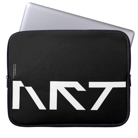 ART notebook black Laptop Fodral