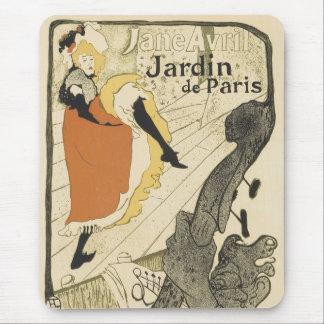 Art nouveau dansare Jane Avril Toulouse Lautrec