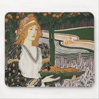 Art nouveau - L.Rhead - thanksgiving Mus Mattor