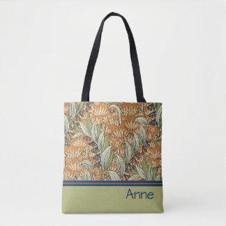 Art nouveau tygkasse