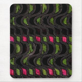 Art nouveau vinkar mönster - Mousepad