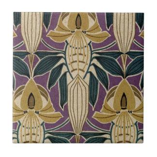 Art nouveaudesign #1 @ VictoriaShaylee Kakelplatta